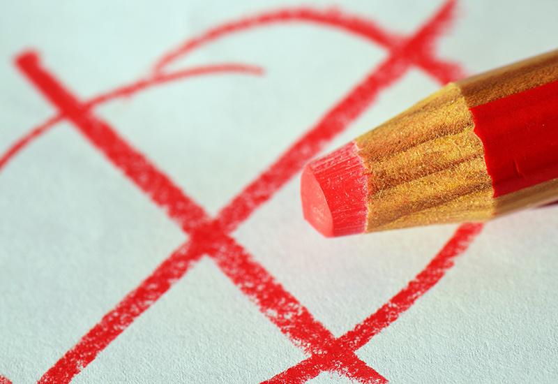 vote pencil