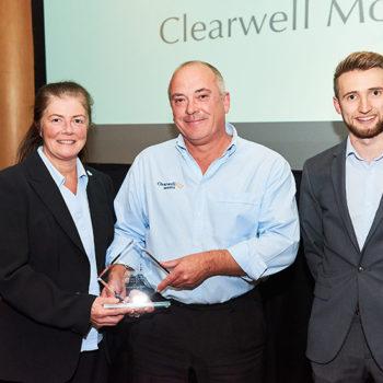 Clearwell crop