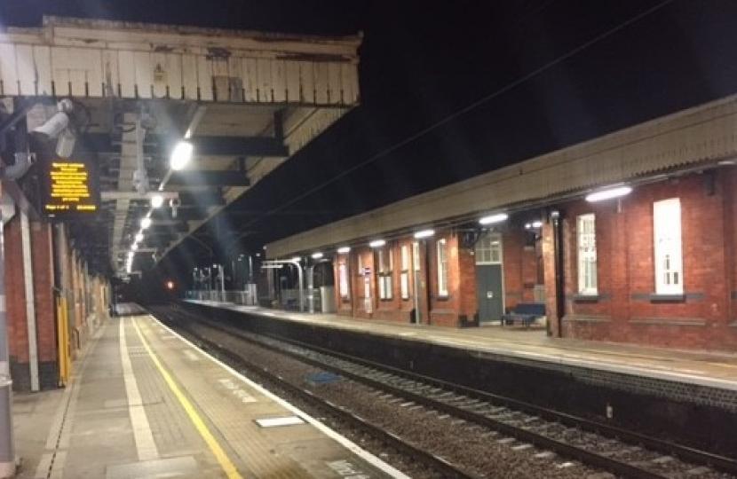 Brentwood Railway Station crop
