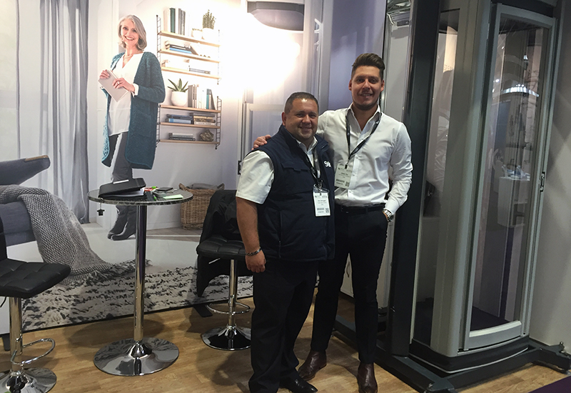 Gino_with_Alister_Trade_Days_2018