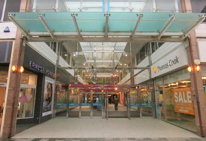 Nicholsons Shopping Centre in Maidenhead