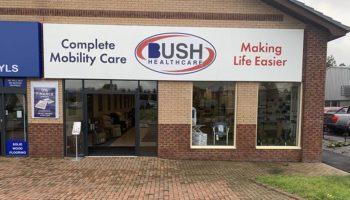 bush healthcare cross hands