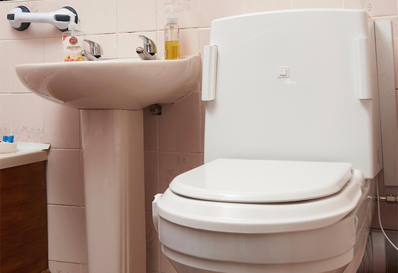 closomat bathroom toilet
