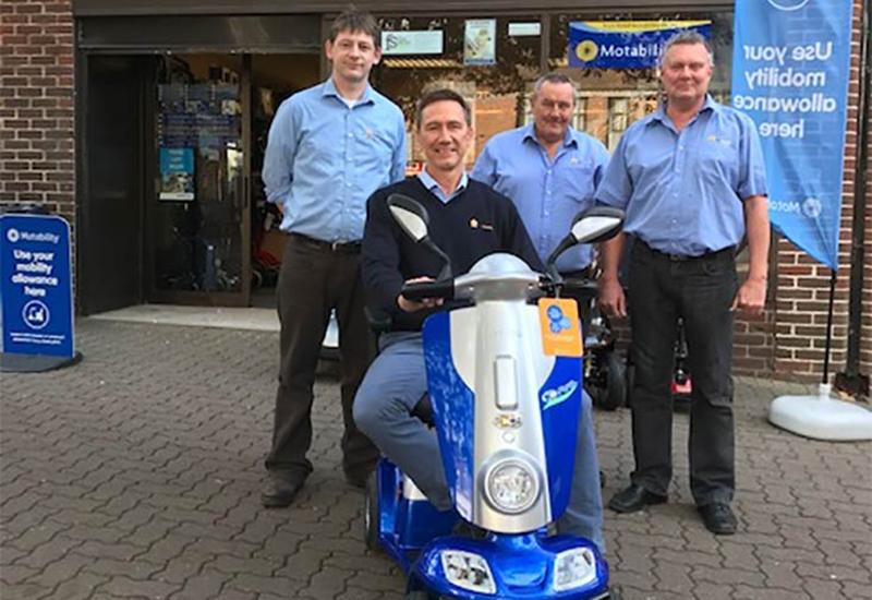 true mobility motability win
