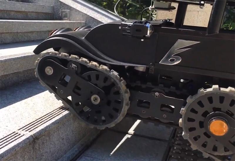 bfree stairclimber powerchair