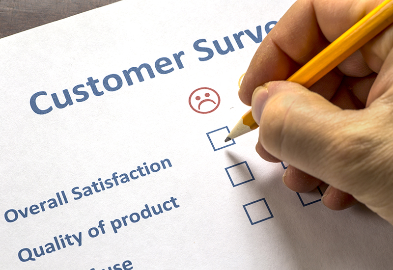 customer complaints stock crop