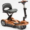 drive auto folding dual wheel scooter