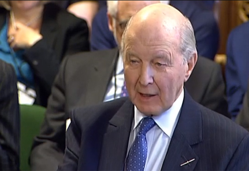 lord sterling parliament tv
