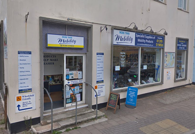 more than mobility sidmouth closure