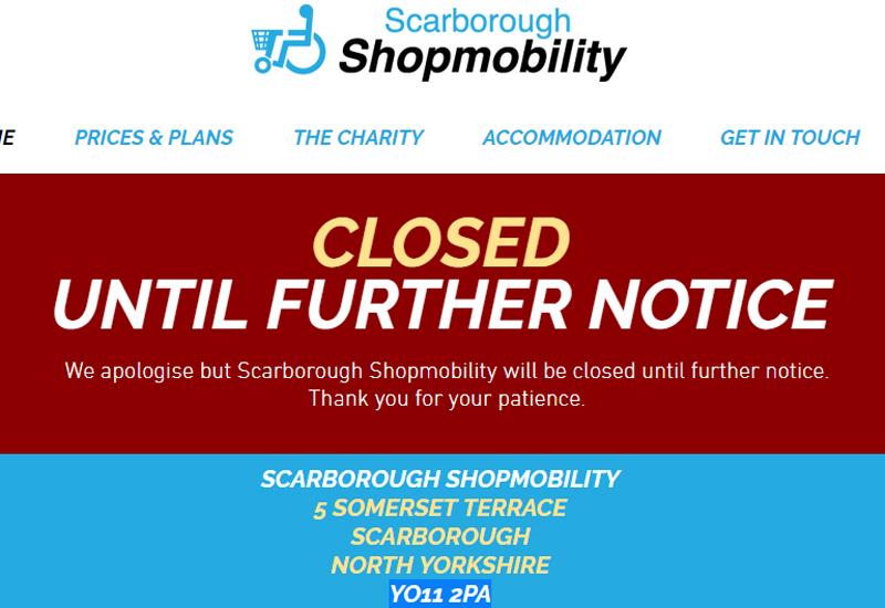 shopmobility scarborough website