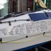 atlantic dream boat signed