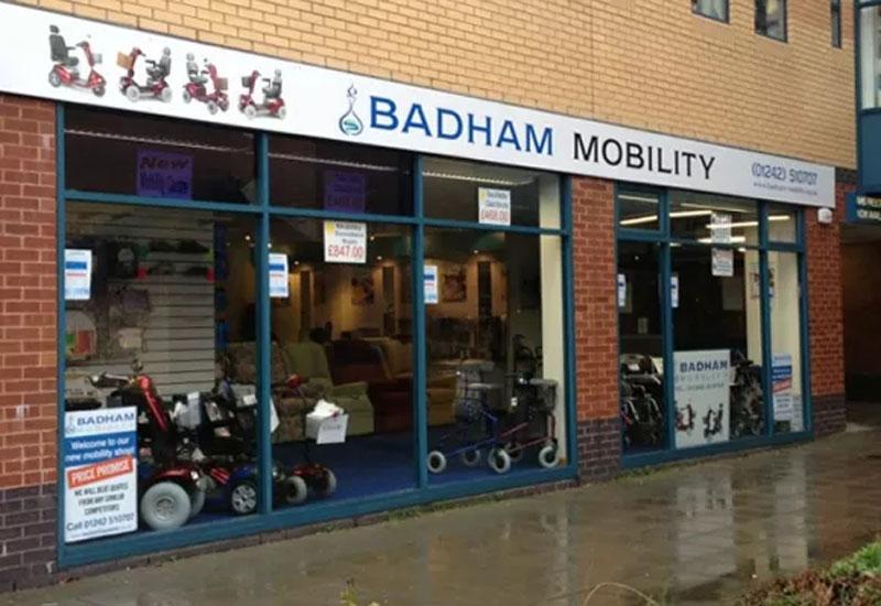 badham mobility