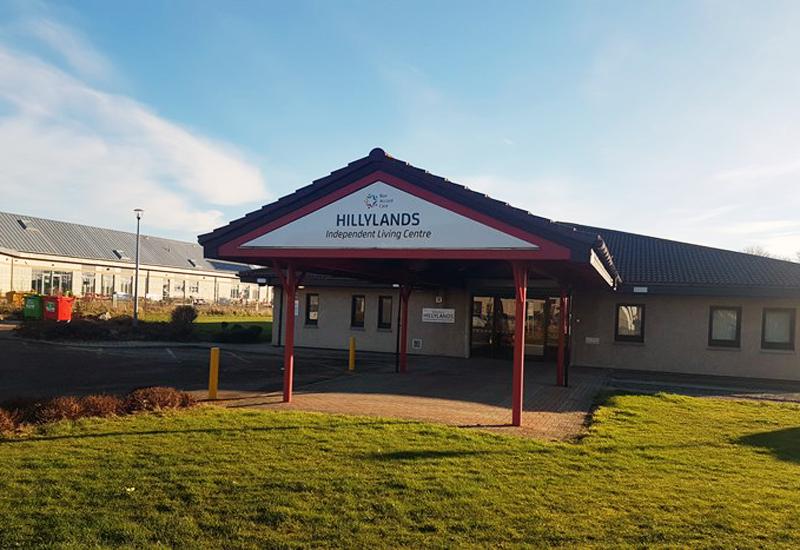 hillylands independent living centre