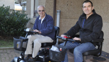 moray scooter hire