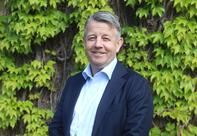 Staffan Ternström Handicare CEO