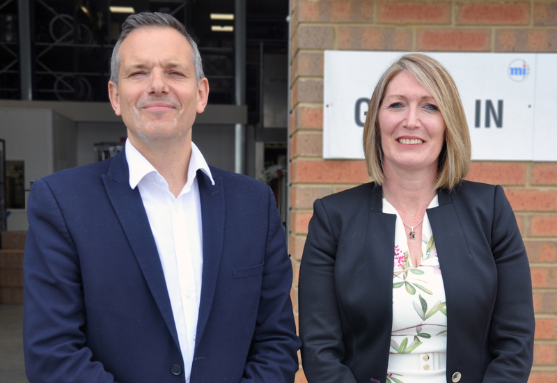 Phillip Campling and Annette Cairns Millbrook Healthcare