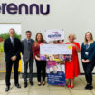 Rachel-Williams-Lazar-Stupar-Gavin-Michael-and-Andrea-Price-supporters-of-the-Foundation-at-Hilton-Cardiff-presented-a-grant-of-£10-640×480