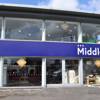 Image: Middletons' Swansea store