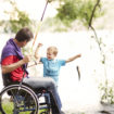 Etac Cross 5A environmental Wheelchair