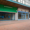 empty shop retail high street