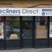 recliners direct google