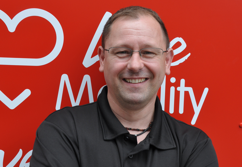 rob wilcock love mobility md