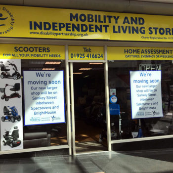 DTC WDP shop in golden square