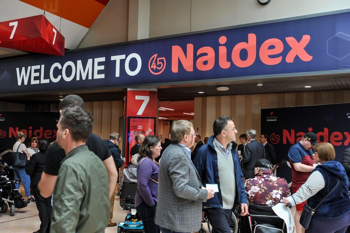 Naidex image 2