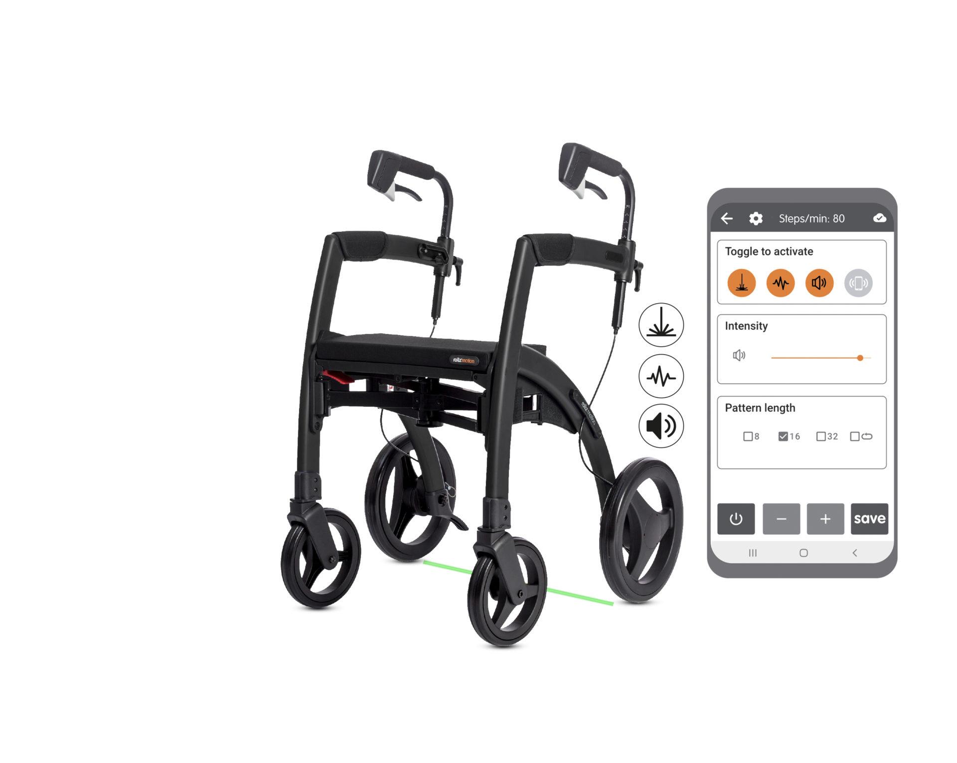 Rollz Motion Rhythm + app