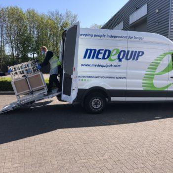 Medequip deliveries