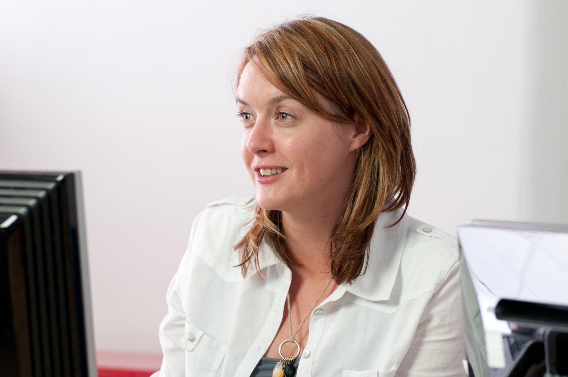 Hilary Stephenson managing director at Sigma