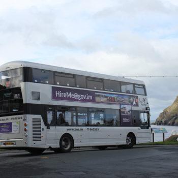 Isle of man bus