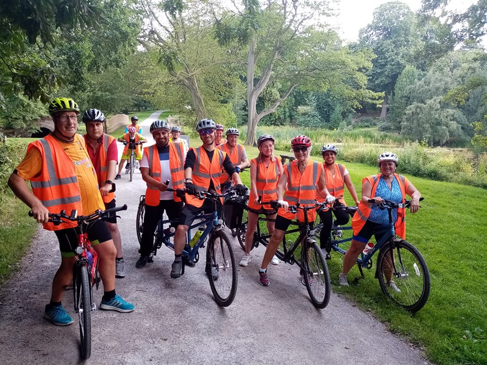 Open Country Wakefield Tandem Club
