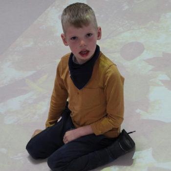 Toby-enjoying-the-magic-carpet