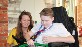 Lifelites-Training-Manager-Caroline-Jellyman-and-Joseph-Harvey