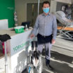 Yorkshire Care Equipment free wheelchair service