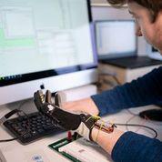 robotic glove I