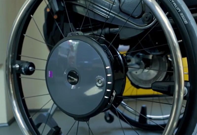 Invacare e-motion M25