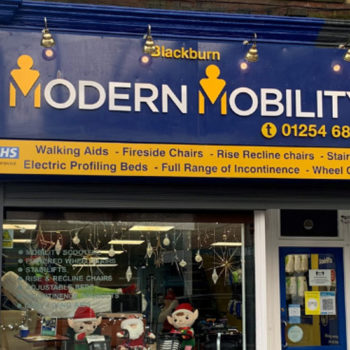 Modern Mobility Blackburn