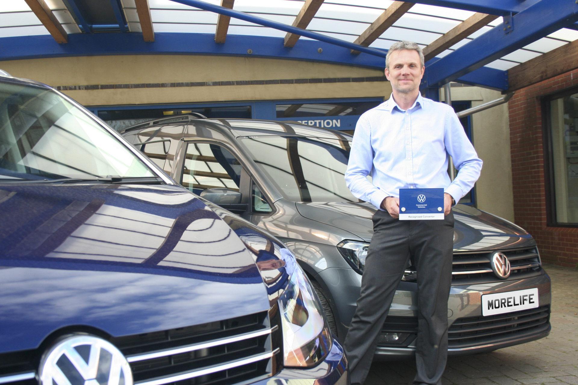 John Daniel – Official VW Convertor