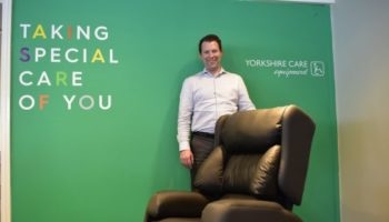 Yorkshire Care Equipment chair
