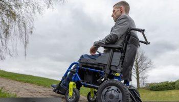 Invacare Esprit Action power wheelchair
