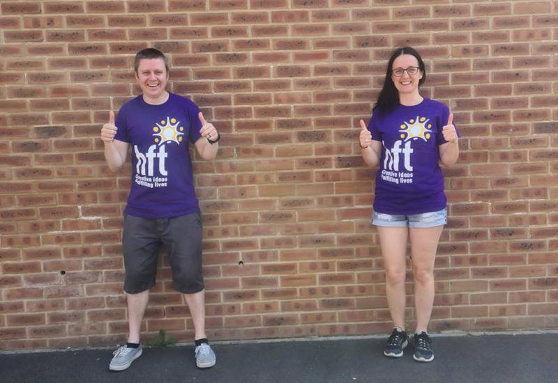 Matt and Sarah hft