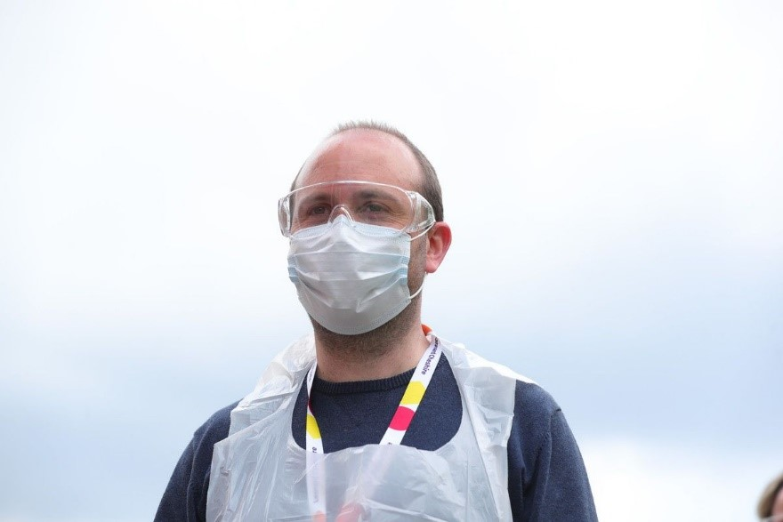 PPE Leonard Cheshire