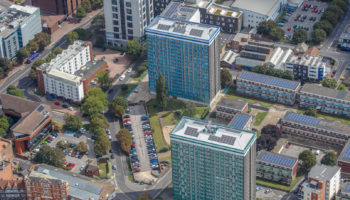 Portsmouth tower blocks