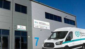 Ross Care Winsford-Depot