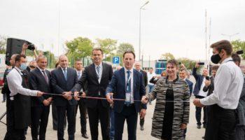 Ottobock Bulgaria production plant opening ceremony