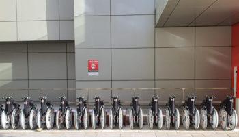 Wheelchair sharing initiative